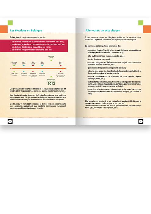 Brochure élections communales 2012